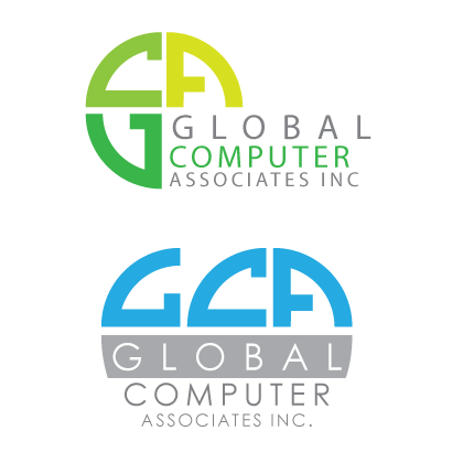 Global Computer Associates, In. Logo